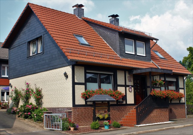 Das Gästehaus Müller